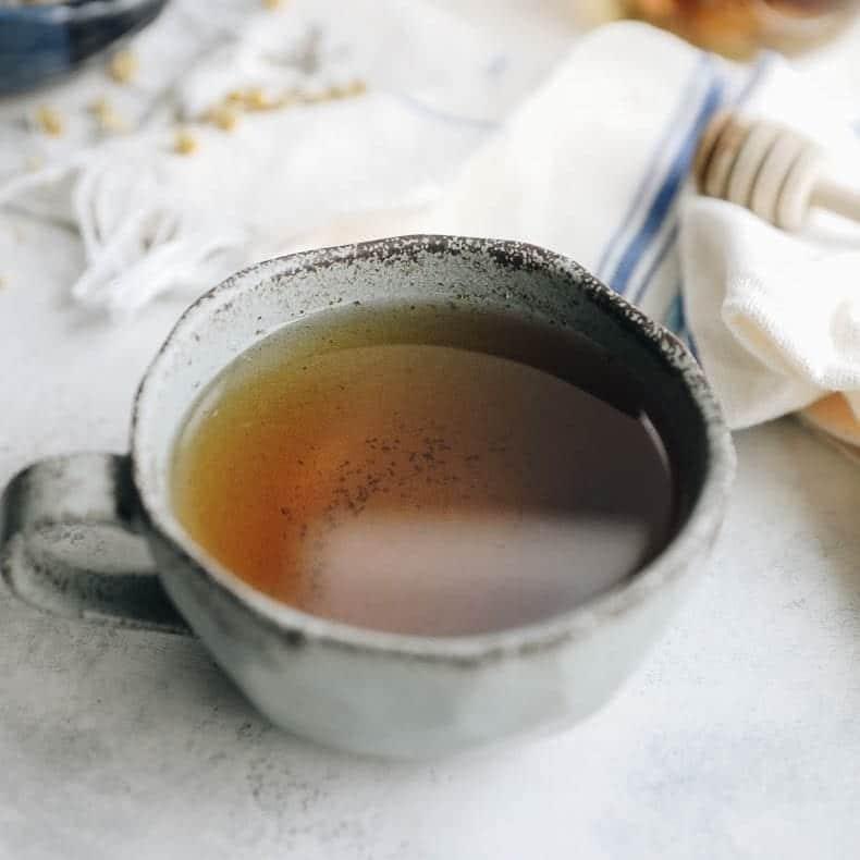 A propos du thé