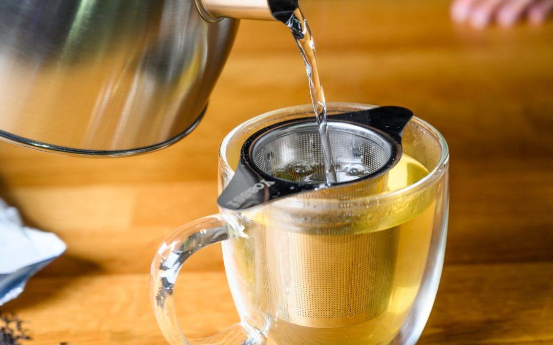 Comment utiliser un infuseur à thé ?