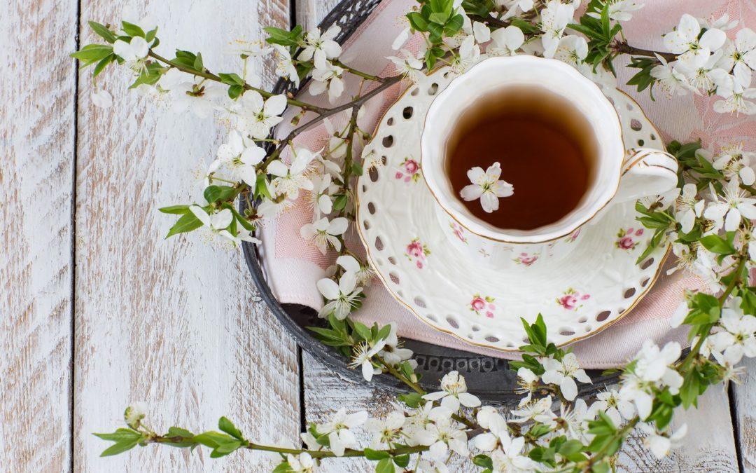 Quels sont les thés de printemps ?