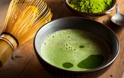 Les différents types de thés verts japonais