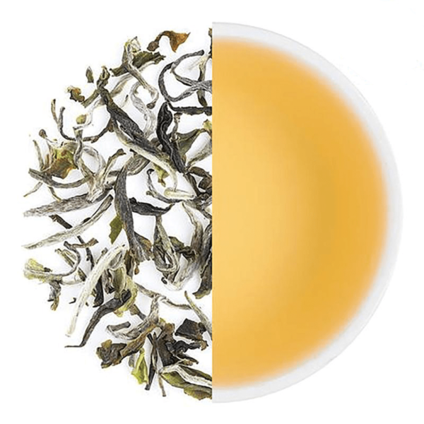 Thé blanc Darjeeling