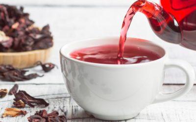 Les bienfaits du thé à l'hibiscus pour la santé